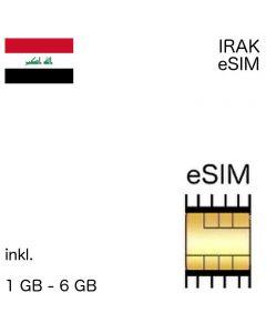 Irakische esim Irak