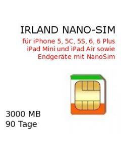 Irland Nano-SIM