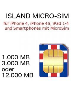 Island MICRO SIM