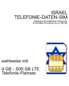 Israelische SIM Israel