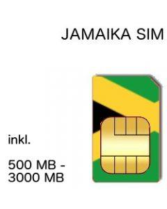 Jamaika SIM