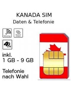 Kanada SIM