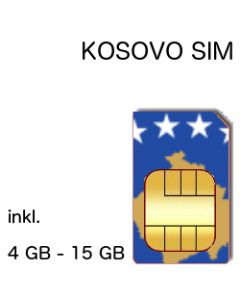 KOSOVO SIM