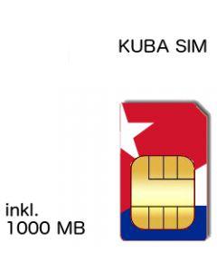 Kuba SIM