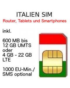 Italien SIM