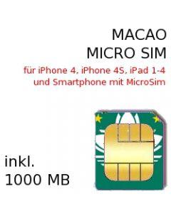 Macao MicroSim