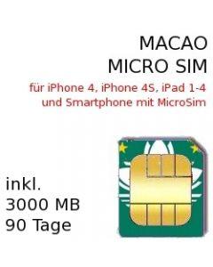 Macao Micro-Sim