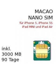 Macao NANOSIM