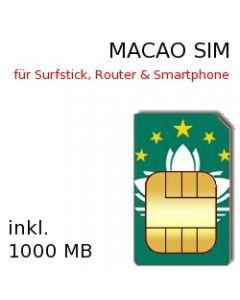 Macao SIM