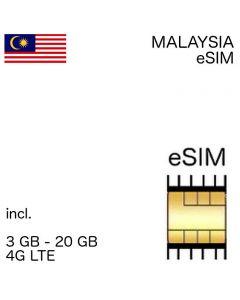 Malaysian eSIm Malaysia