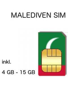 Malediven SIM Maledives