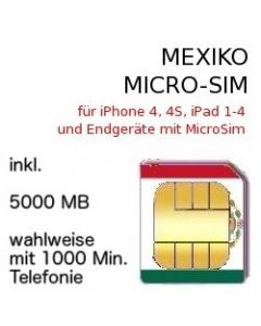 Mexiko MicroSim