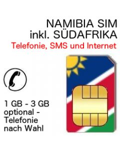 Namibia Telefon SIM
