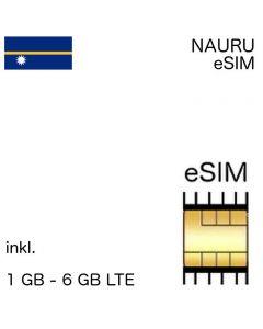 Nauruische eSIM Nauru