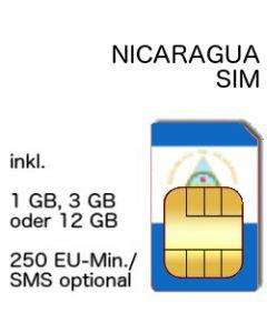 Nicaragua SIM