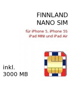 Norwegen NANO SIM