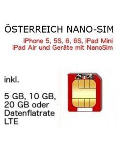 Österreich Nano SIM
