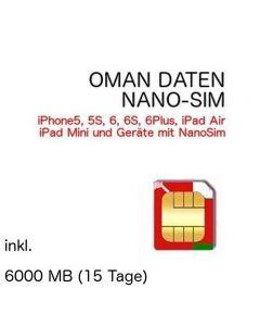 Oman Nanosim