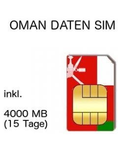 Oman SIM
