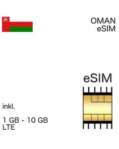 Oman eSIM omanisch