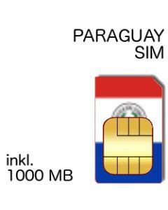 Paraguay SIM