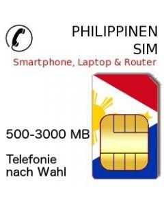 Philippinen Telefon SIM