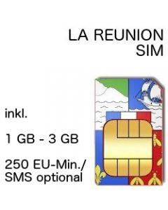 LA Reunion SIM