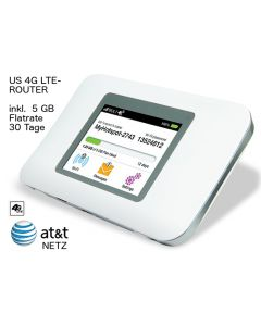 US Router inkl. 5 GB LTE SIM