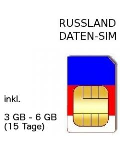 Russland SIM