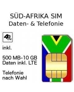 Suedafrika SIM
