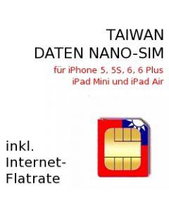 Taiwan NANO-SIM