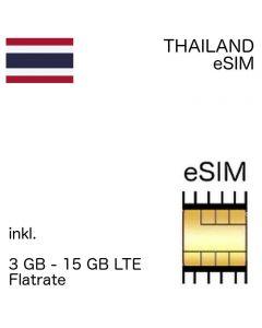 Thailand eSIM Thailändisch
