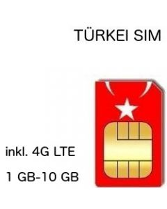 Türkei SIM TURK TELECOM