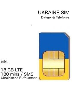 Ukrainische SIM Ukraine