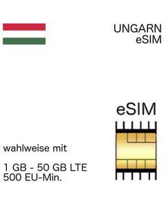 Ungarische eSIM Ungarn
