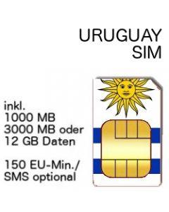 Uruguay SIM