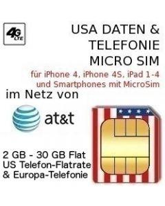 USA MICROSIM LTE
