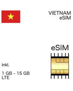 Vietnam eSIm vietnamesisch
